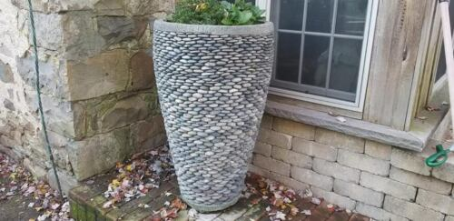 Huge Antique Stone Planter