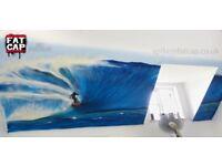 Street Art - Graffiti Artist - Aerosol Spray Can Murals - LONDON