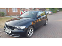2010 1 SERIES 2.0 PETROL 116i SPORT 3DR, 3 OWNERS, ONLY 69K GUARENTEED MILAGE WITH SERVICE HISTORY