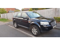2007 LANDROVER FREELANDER AUTO 2 GS 2.2 TD4 5DR, AUTOMATIC GEARBOX, 129K