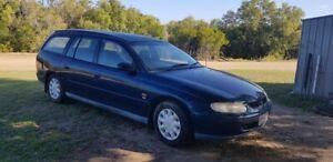 1998 Holden Commodore Wagon