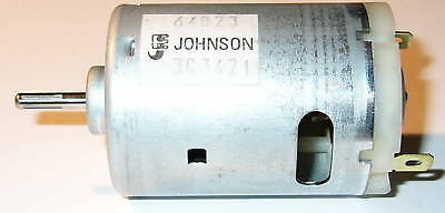Johnson Electric Powerful Motor - 24vdc - 10000 Rpm