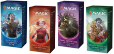 MTG Challenger Decks 2020 Set of 4 - Magic the Gathering - Brand New- Ships Now!