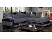 Brand new jumbo cord sofa collection, available in 2 colours as a 3+2 seat set or corner suite