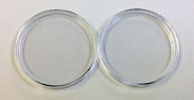 NEW Set (2) $10 Silver Strike Air Tite Casino Acrylic Holders 2 Air Tites NEW *
