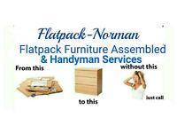 FLAT PACK ASSEMBLY SERVICE
