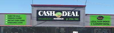 Cash Deal Clearance