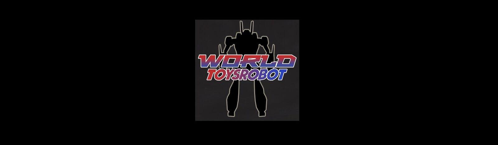 WORLD TOYS ROBOT