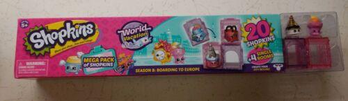 Shopkins World Vacation  -Mega Pack