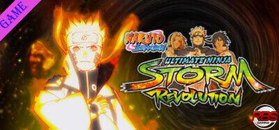 NARUTO SHIPPUDEN Ultimate Ninja STORM Revolution PC Steam Global Multi Digital  comprar usado  Enviando para Brazil