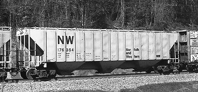 Norfolk and Western Covered Hopper Decals N101