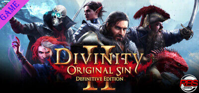 Divinity Original Sin 2 PC Steam Global Multi Digital