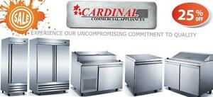 New and Used Restaurant Equipment - Cooler - Freezer - Ice Maker - Sink - Table - Stove - Fryer - Grill - Pizza Oven +