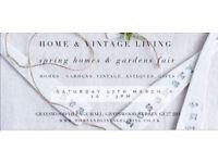 Home & Vintage Spring Homes & Gardena Fair