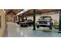 Garage/Workshop Space to rent