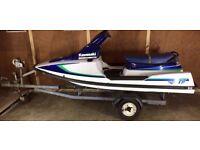 Kawasaki 650 Twin 650cc Jet Ski Jetski Boat