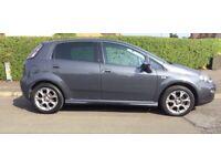 2013 63 reg) Fiat Punto 1.3 Multijet 85 GBT 5dr Hatchback,41000 Mileage,FSH&Mot