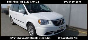 2014 Chrysler Town & Country Touring with Leather