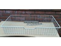 Ikea KOMPLEMENT metal basket, 93 x 53 cm. in very good condition
