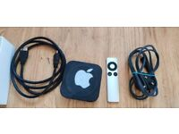 Apple TV 3rd Generation with remote/HDMI cable