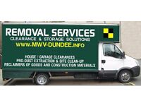 MWV-Dundee Info. House, Flat and Office Removal Quotes Nationwide Service. Insured