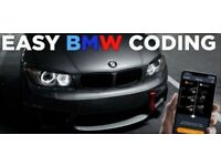BMW Coding & Diagnostic with Carly OBD Adapter all models from 1999
