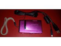 pink Fujifilm FinePix z Digital Camera for sale in liverpool