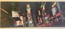 Canvas of New York USA