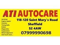 ATI Autocare, vehicle repairs, diagnostics, remaps and tyres