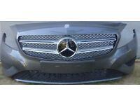 Mercedes w176 front bumper