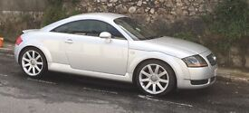 Audi TT QUATTRO looking for quick sale hence low price