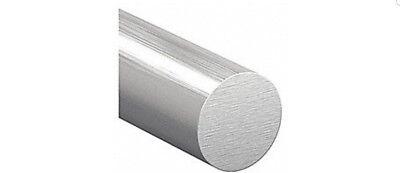 2 Aluminum 6061 Round Rod Solid Bar 12 Long New Lathe Stock 2.00 Diameter