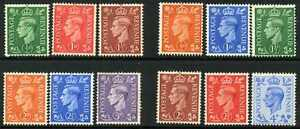 1941 & 1950 Sets UNMOUNTED MINT
