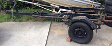Tilting Boat Trailer Cordeaux Heights Wollongong Area Preview