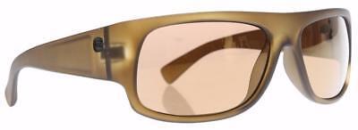 New Von Zipper VxZxE Sunglasses Matte Olive/Gold Chrome VonZipper- Free Shipping