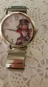 Johnny Depp 'Alice In Wonderland' Watch