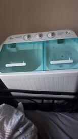 Caravan Table top mini twin tub washer