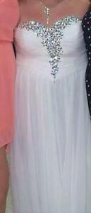 White Prom Dress!