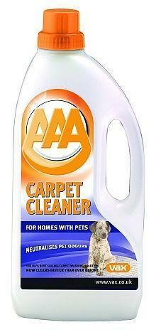 Vax Aaa Carpet Cleaner Ebay