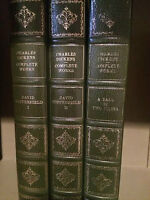 The Complete Works of Charles Dickens (3 volumes)