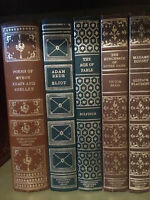 5 Leatherbound Classic books sold separately $20 ea EUC