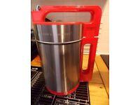 BRAND NEW SEALED Cooks Essentials Soup Maker/SMOOTHIE MAKER BLENDER