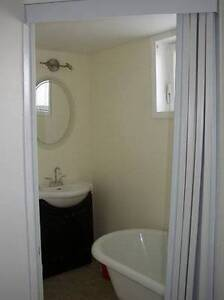 2 bdr bsmt, (DOG/Pet friendly)any size NO PET FEES, close to LRT