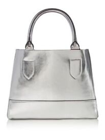 Silver Therapy London Bag (ex House of Fraser)