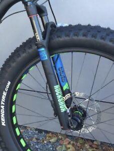 Fat Bike Rock Shox Bluto 150x15