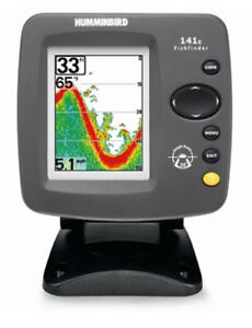 Humminbird Fishfinder 141c