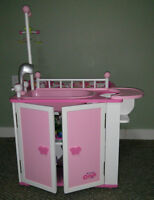 My Little One baby doll care station