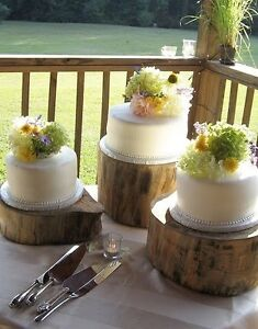 Cupcake stands, cake bases, cake tables, desert trays....