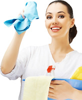 We make your day! Residential and Office Cleaning.