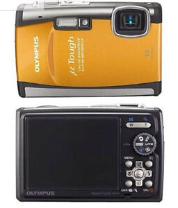 Olympus Stylus Tough Camera Excellent Condition! OBO